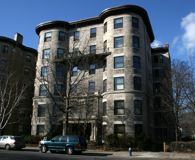 Residents In This Co Op Apartment Building Chose Window Restoration In A  Fair Comparison.
